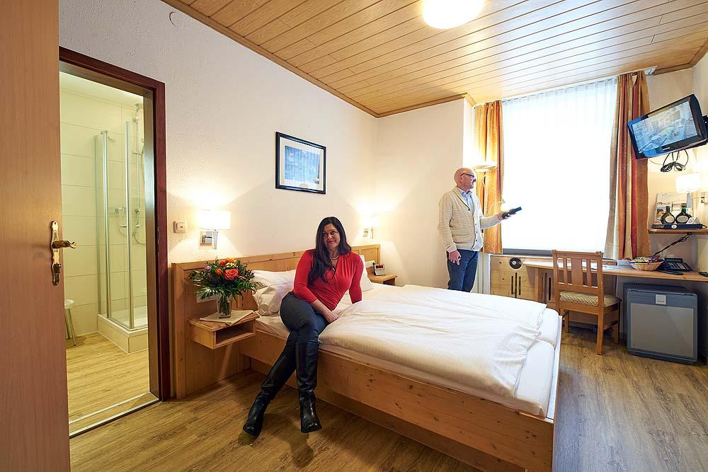 Galerie de photo des chambres d´hôtel - Akzent-Hotel Goldner Stern