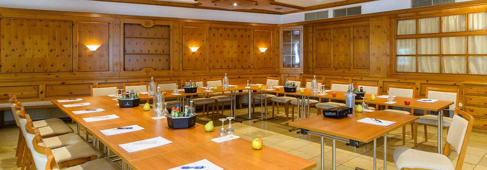 Akzent-Hotel Goldner Stern: Conferences