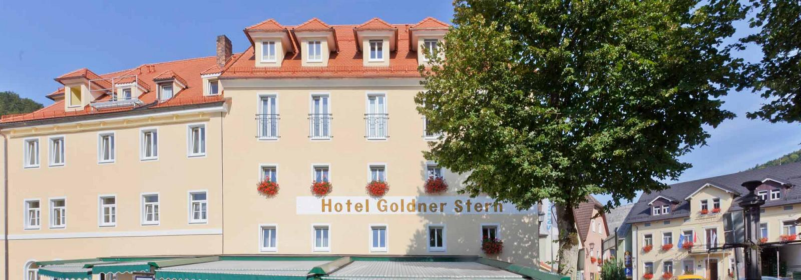 hotel goldner stern fr nkische schweiz. Black Bedroom Furniture Sets. Home Design Ideas