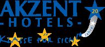 LOGO: 20 Jahre Akzent Hotels