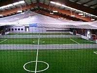 Soccer-Halle in Forchheim